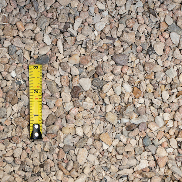 Washed Pea Gravel Whittlesey Landscape Supplies Austin Tx
