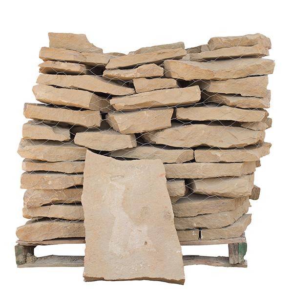 Brown Sandstone Patio Whittlesey Landscape Supplies