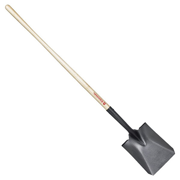 Long Handle Square Shovel